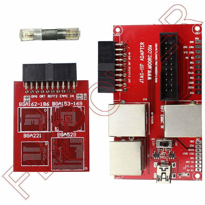 Z3X EASY JTAG-ISP 5in1 Adapter